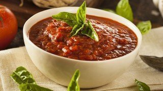 Recipe for Savory Marinara Sauce from Brian Rossiter
