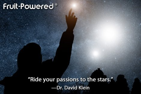 Ride your passions to the stars.