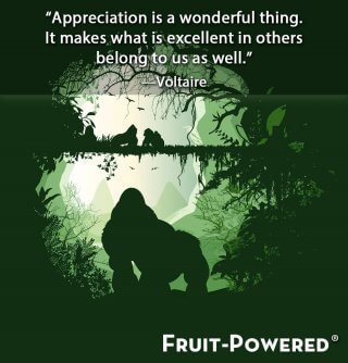 Appreciation is a wonderful thing. It makes what is excellent in others belong to us as well.