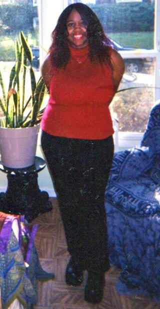 Desarae Jeter in 2002