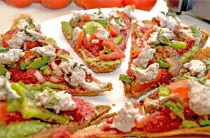 Buckwheat-pizza