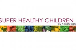 Banner for SuperHealthyChildren.com