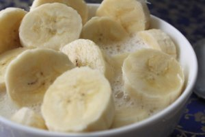 Banana Cereal recipe - Josh Fossgreen - Fruit-Powered