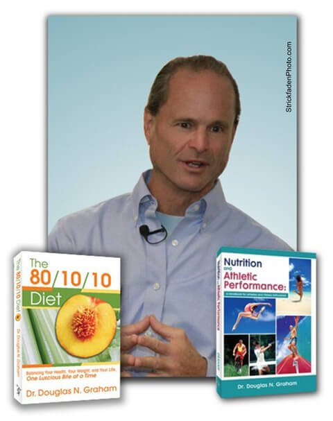 Dr. Doug Graham with books