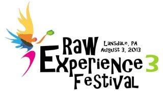 Raw Experience 3 Festival logo