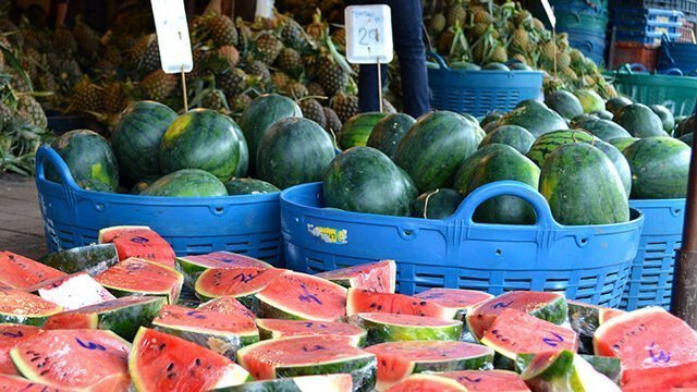 Muang Mai Market Is a Fruit Mecca