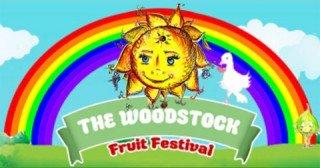Logo of The Woodstock Fruit Festival