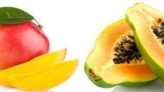 Recipe for Jamaican Mango Papaya Salsa from Toni Allen