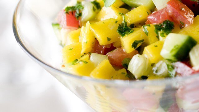 Recipe for Scrumptious Summer Salad from Tasha Lee