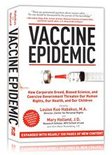 Front cover of Vaccine Epidemic