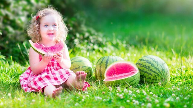 "Read Brian Rossiter's story ""In Awe of Watermelon."""