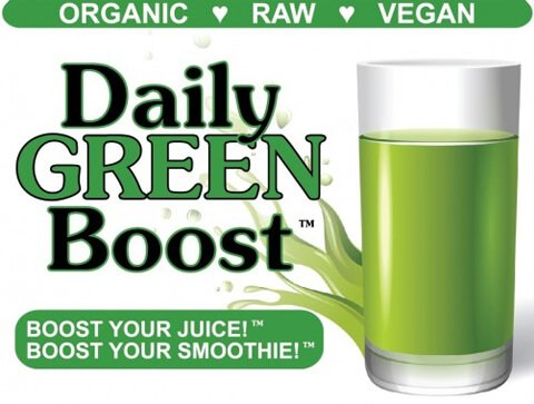 Logo for Daily Green Boost