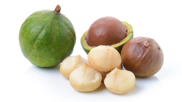 Macadania nuts