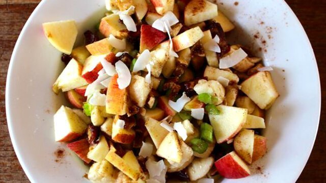 Recipe for Fruity Muesli from Anthea Frances Falkiner
