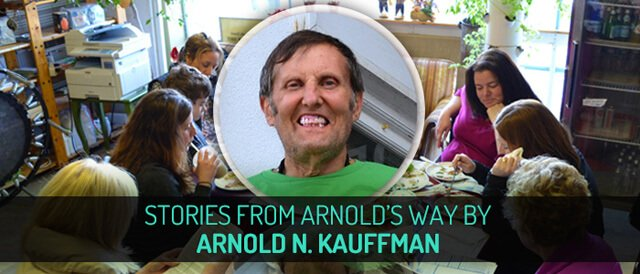 Guest Stories banner for Arnold Kauffman's Stories from Arnold's Way