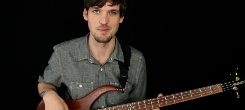 Fruit Consumption Enhances Josh Fossgreen's Musical Prowess