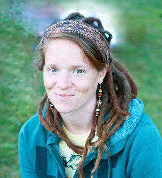 Brittany Taylor is photographed at the 2013 Woodstock Fruit Festival