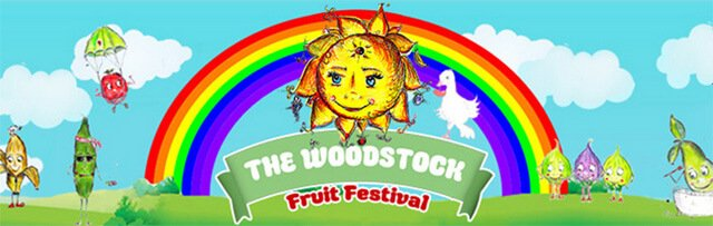 Banner for The Woodstock Fruit Festival
