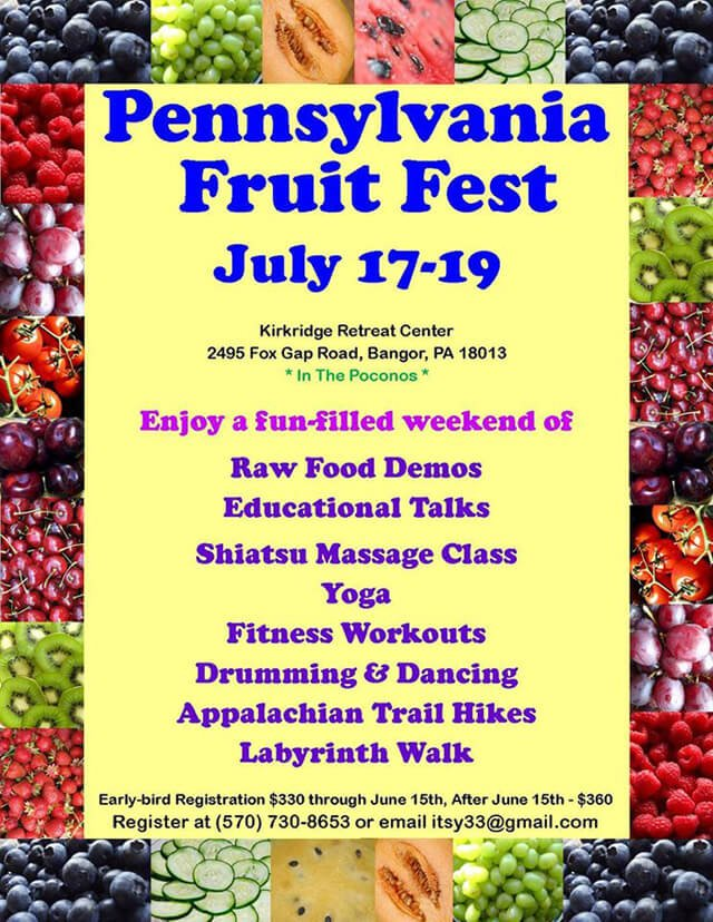 Pennsylvania Fruit Festival