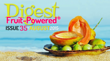 August 2015 Fruit-Powered Digest greetings