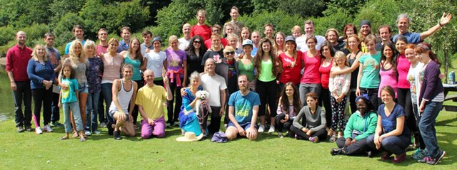 Group photo of the 2014 UK FruitFest