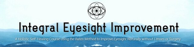 Banner for IntegralEyesight.com