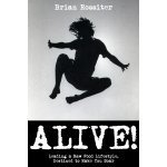 Alive by Brian Rossiter - front cover - raw vegan guide - Fruit-Powered Store