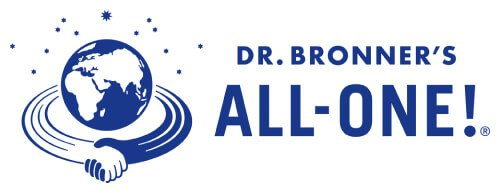Dr. Bronner's Castile Soaps logo - Fruit-Powered Store
