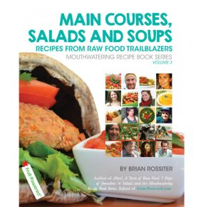 Main Courses, Salads and Soups: Mouthwatering Recipe Book Series by Brian Rossiter