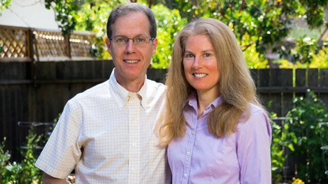 Drs. Rick and Karin Dina's Raw Roots Are Intertwined