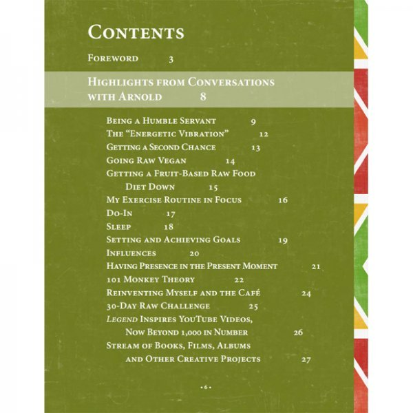 All the Many Ways of Arnold by Arnold Kauffman - table of contents 1 - Fruit-Powered Store