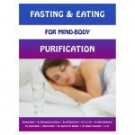 Fasting and Eating for Mind-Body Purification by Dr. David Klein - front cover - Fruit-Powered Store