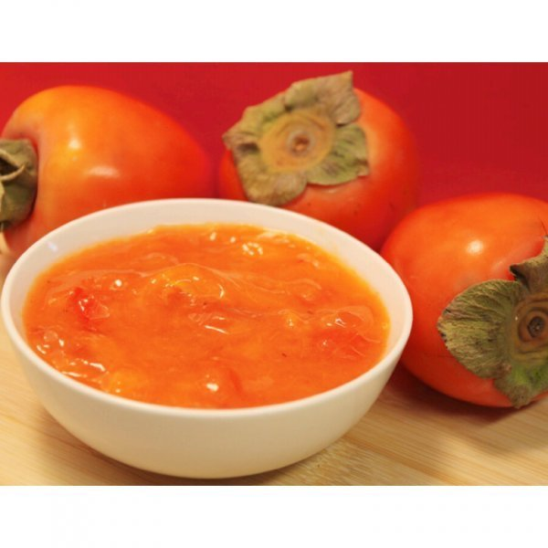 Stupidly Simple Raw Food Recipes by Josh Fossgreen - Persimmon Pudding - Fruit-Powered Store