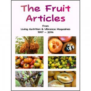 The Fruit Articles by Dr. David Klein - front cover - Fruit-Powered Store