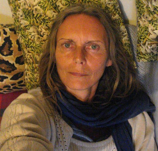 Headshot of Kvetoslava Martinec