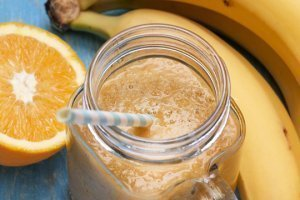 Recipe for Magical Banana Drink from Kvetoslava Martinec