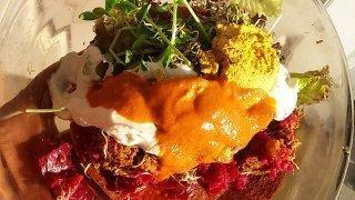 Recipe for Raw Vegan Tacos from Jay Kaiser
