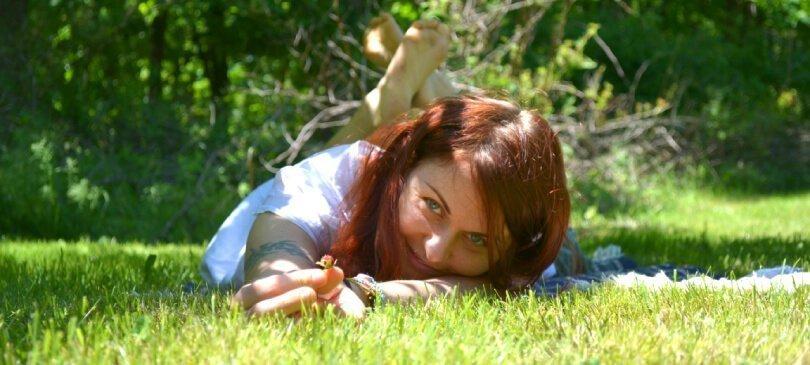 Anna Chmielewska: 'In Tune With Myself'   Raw Vegan Weight Loss