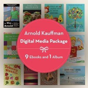 Arnold Kauffman Digital Media Package - Fruit-Powered Store