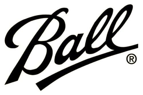 Ball Mason Jars and mason jar accessories - Ball logo - Fruit-Powered Store