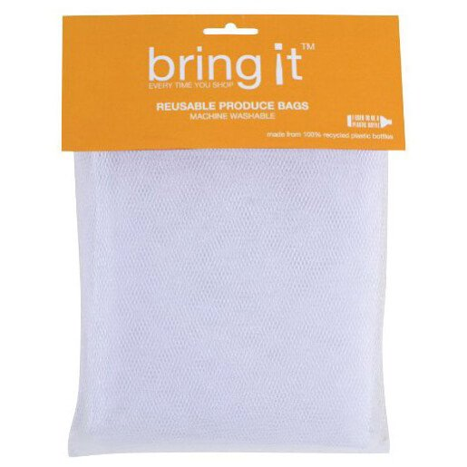 Bring It Reusable Produce Bags - Fruit-Powered Store