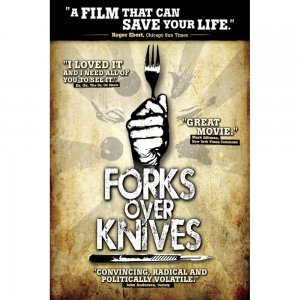 Forks Over Knives - front cover - plant-based diet movies - Fruit-Powered Store