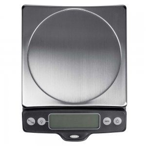 OXO food scales - OXO Good Grips 11-Pound Food Scale - digital food scales - Fruit-Powered Store