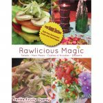 Rawlicious Magic by Jenee Fruity Gypsy - front cover - Fruit-Powered Store