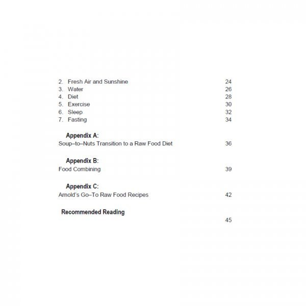 Seven-Point-Seven by Arnold Kauffman - table of contents 2 - Fruit-Powered Store