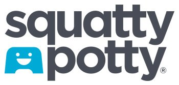 Squatty Potty logo - Fruit-Powered Store