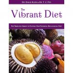 The Vibrant Diet and Study Guide by David Klein and T.C. Fry - front cover - Fruit-Powered Store