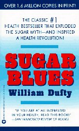 Front cover of Sugar Blues by William Dufty