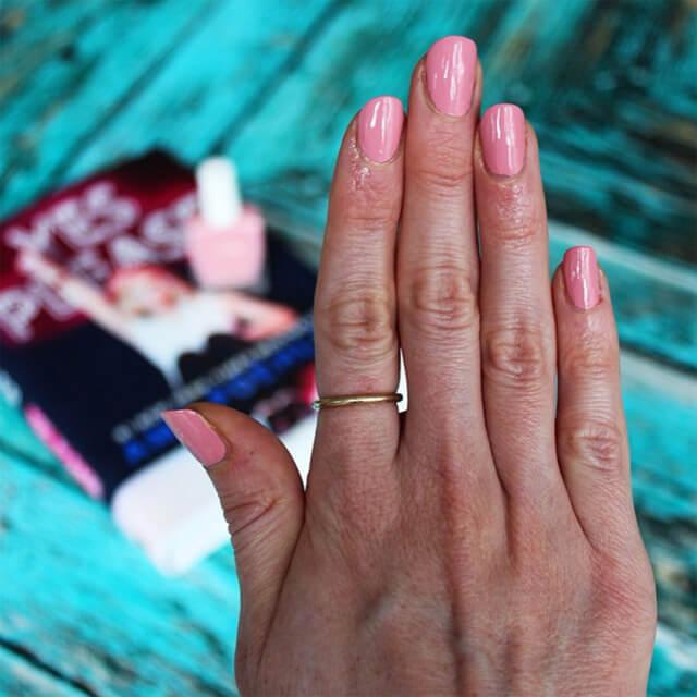7-Free nail polish from 100% Pure