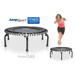 JumpSport trampolines - fitness trampolines - rebounders - JumpSport 350 fitness trampoline - Fruit-Powered Store